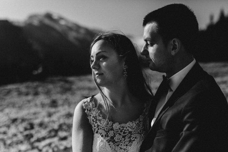 Natalia i Artur 313 krokusy, oryginalny plener ślubny, plener ślubny, sesja ślubna, sesja w tatrach