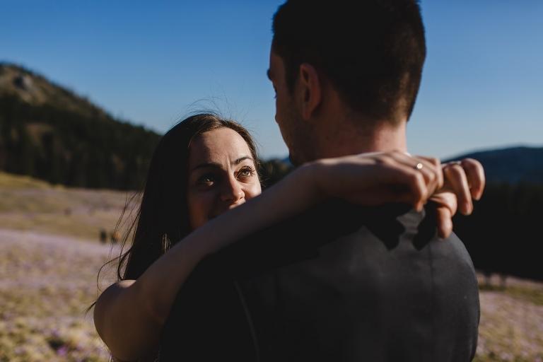 Natalia i Artur 319 krokusy, oryginalny plener ślubny, plener ślubny, sesja ślubna, sesja w tatrach
