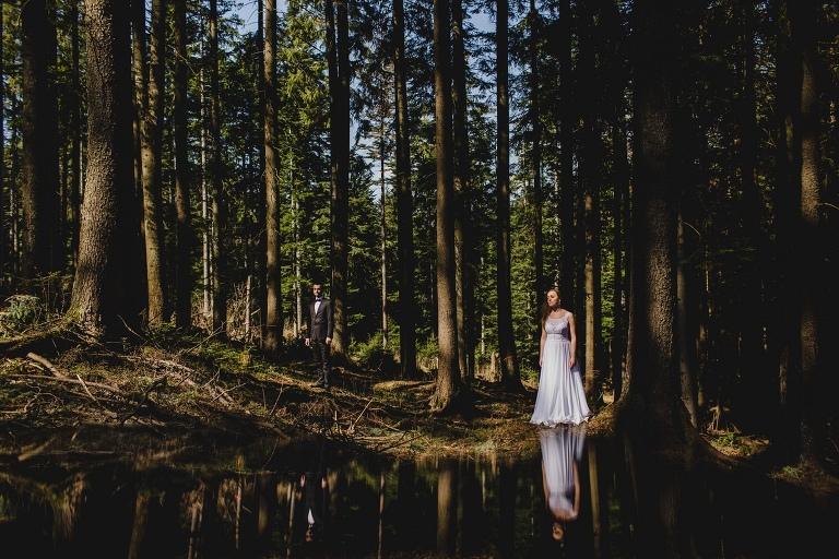Natalia i Artur 359 krokusy, oryginalny plener ślubny, plener ślubny, sesja ślubna, sesja w tatrach