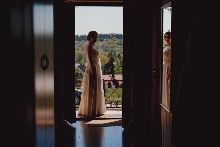 Aga i Artur Reportaż | Wiwenda | Bochnia - Połom Duży 653 oryginalny plener ślubny, Połom Duży, Sesja, sesja ślubna, sesja w szklarni, wedding session, wesele, Wiwenda, zdjęcia ślubne