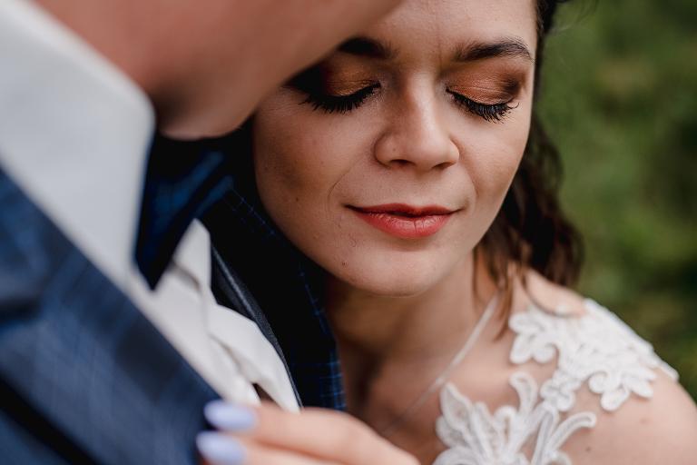 Ania i Adam | Kiedy w górach pada deszcz | Sesja ślubna 21