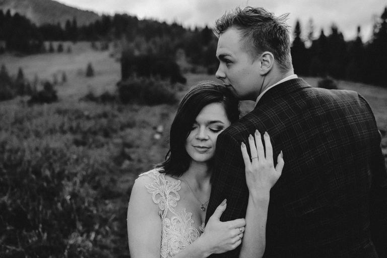 Ania i Adam | Kiedy w górach pada deszcz | Sesja ślubna 31
