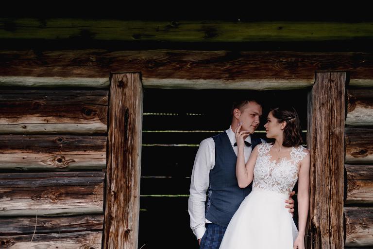 Ania i Adam | Kiedy w górach pada deszcz | Sesja ślubna 57